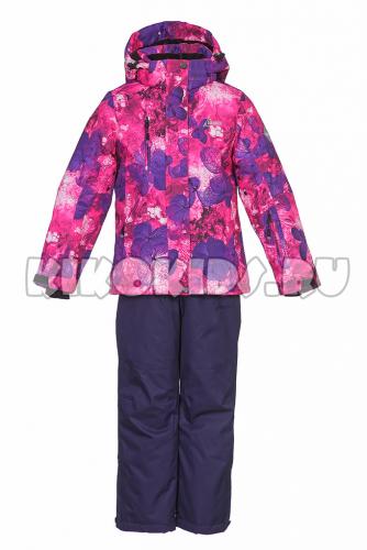 909 Горнолыжный костюм для активного отдыха