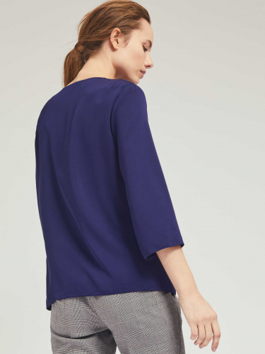 Свободная блуза