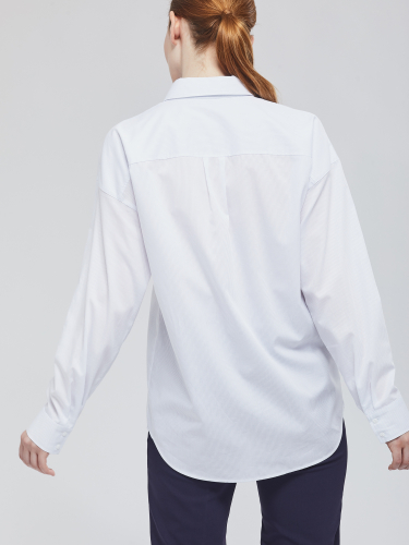 Рубашка в стиле oversize