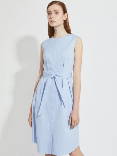 Легкое платье из хлопка
