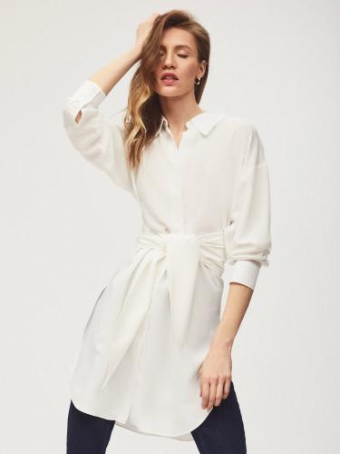Рубашка с поясом