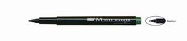 Маркер перм. Multi Marker для всех поверхностей 0,8-1 мм красный MAR2600M/2