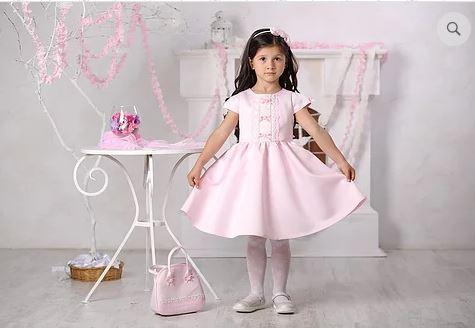 платье для девочки А16-4 Кокетка