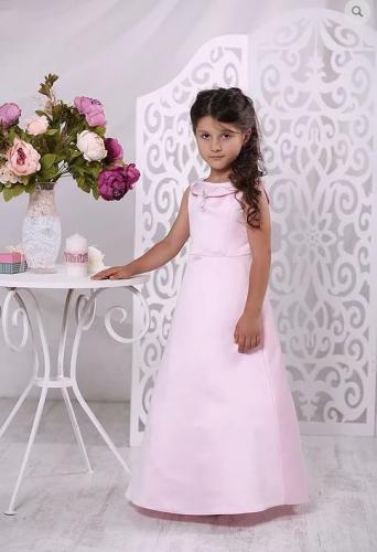 платье для девочки А17-4 Леди розовый