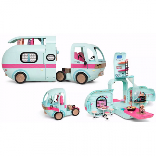 L.O.L. Surprise 559771 Автобус с куклой