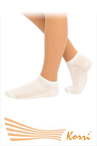 СН08 Носки для спорта, укороченный паголенок (сетка) (упаковка 6 шт) В наличии