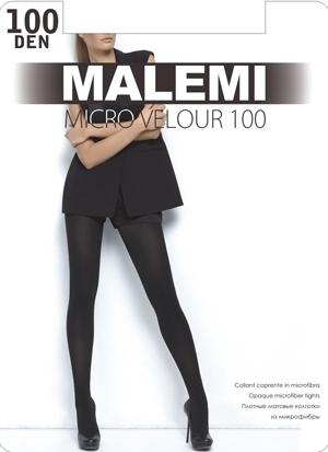 Micro Velour 100 колготки женские