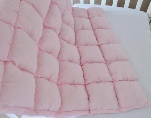 Одеяло Bombon розовое арт 9008