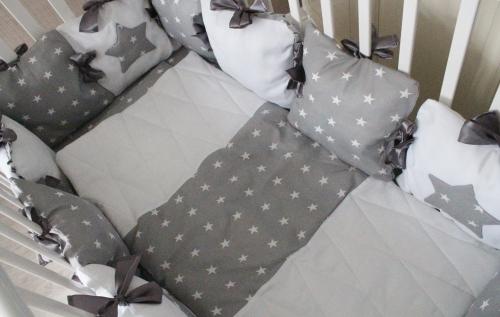Комплект в кроватку Звездочка  арт 1021