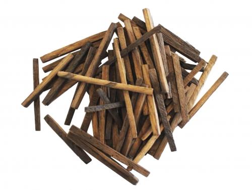 Дубовые палочки из кавказского дуба сильный обжиг