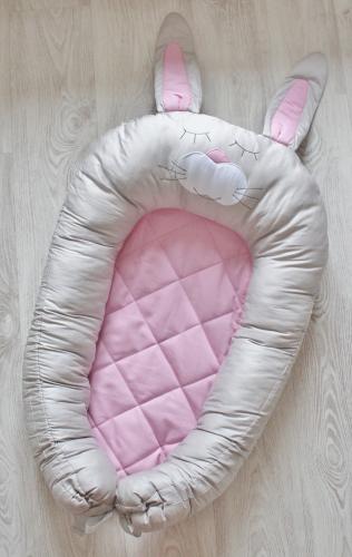Babynest - Кокон для младенцев, Зайка арт 52001