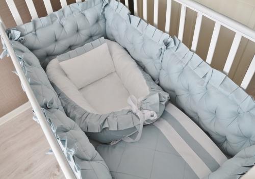 Babynest , гнездышко, кокон для младенца Ричард арт 51023