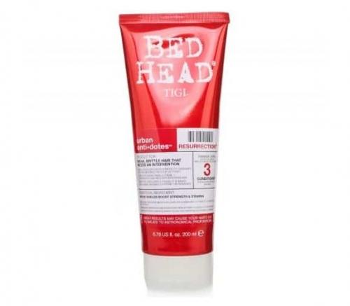 TIGI Bed Head Urban Anti+dotes Resurrection - Кондиционер для сильно поврежденных волос уровень 3