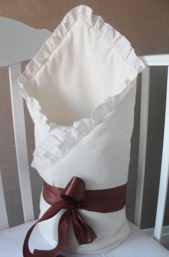 Демисезонное одеяло - конверт на выписку Нежность арт 2102