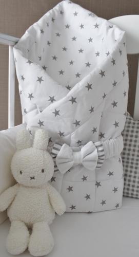 Одеяло - конверт на выписку Звезды
