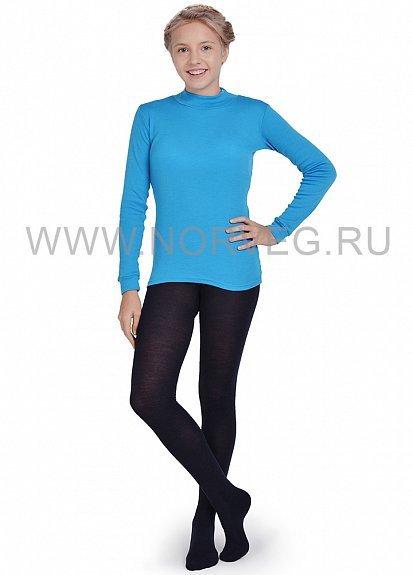 8f1d9da131652 Soft Teens Футболка с длинным рукавом для девочек, цвет лайм
