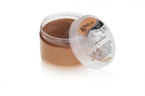Гель-крем для мытья волос МУСС ШОКОЛАДНЫЙ с какаоTM ChocoLatte, 280 мл