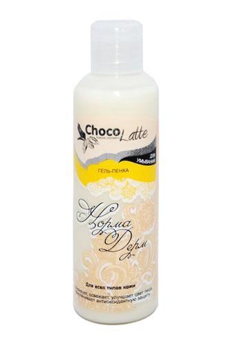 Гель-ПЕНКА для умывания  НОРМА-ДЕРМ/для всех типов кожи, тонус, цвет, защита/100 ml TM ChocoLatte