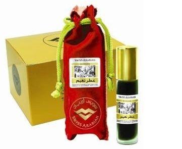 (S-A) Духи натуральные масляные GOLDEN DUST  / Золотая пыль / жен / 10 мл /ОАЭ/ Swiss Arabian