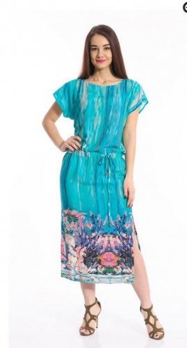 SALE.   2420   Платье Арт. 738/460 Maxexpromt