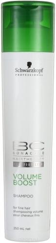 Schwarzkopf BONACURE  Volume Boost Shampoo Пышный Объем Шампунь, 250 мл