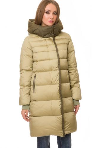 Утепленное пальто #67254