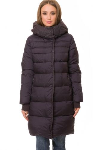 Утепленное пальто #67255