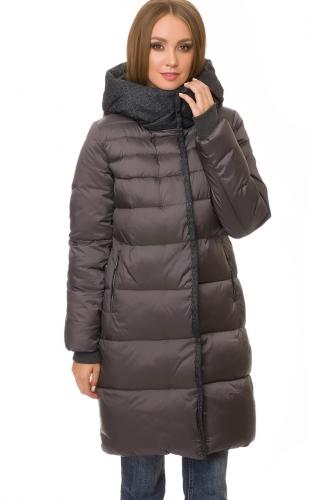 Утепленное пальто #67253