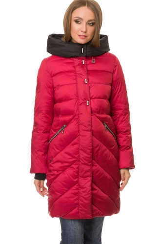 Утепленное пальто #67257