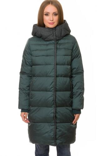 Утепленное пальто #67256