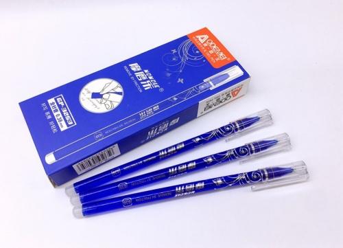 Ручка  Пиши-Стирай от ODEMEI с СИНИМИ чернилами-0,38мм