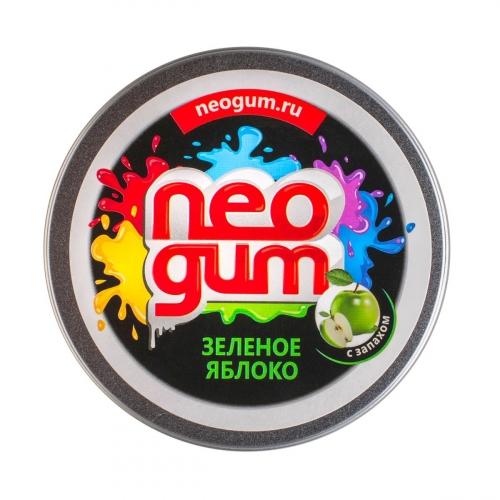 Жвачка для рук Neogum (Неогам) Зеленое яблоко с запахом NG7029