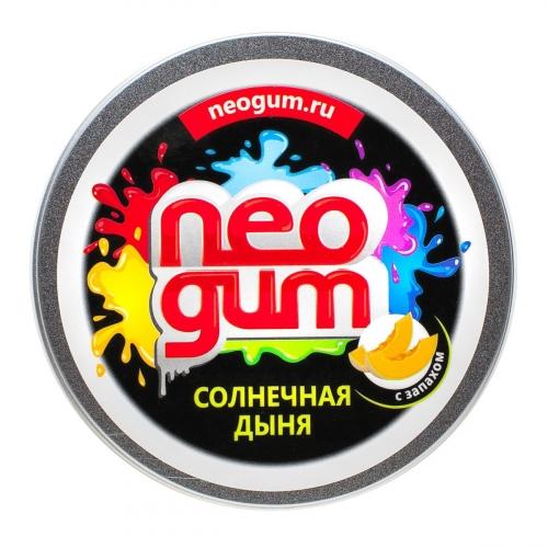 Жвачка для рук Neogum (Неогам) Солнечная дыня с запахом NG7008