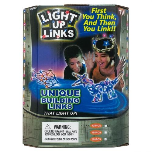 Конструктор Light Up Link, 228 деталей LLU0002