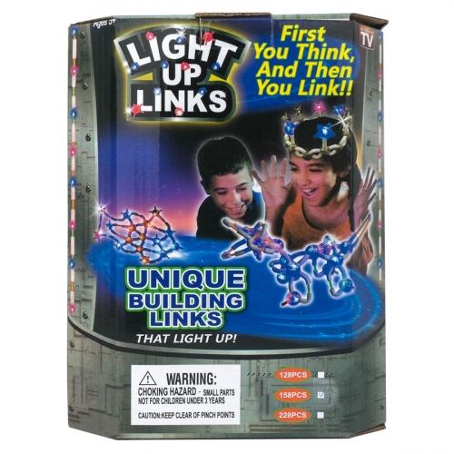 Конструктор Light Up Link, 158 деталей LLU0001