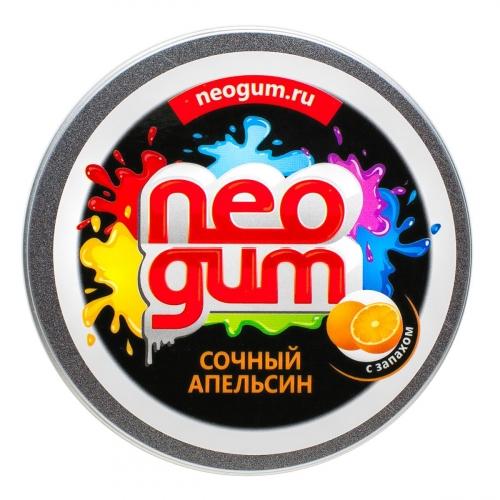 Жвачка для рук Neogum (Неогам) Сочный апельсин с запахом NG7026