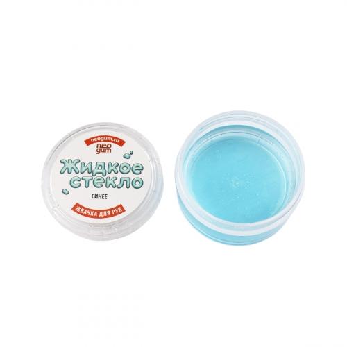 Жвачка для рук Neogum (Неогам) Жидкое стекло синий GL005