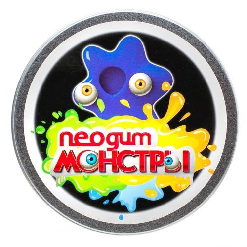Жвачка для рук Neogum Monster (Неогам Монстр) Синий NM0001