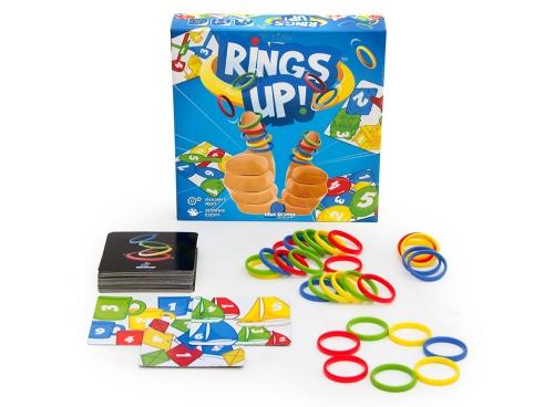 Разноцветные колечки (Rings Up)
