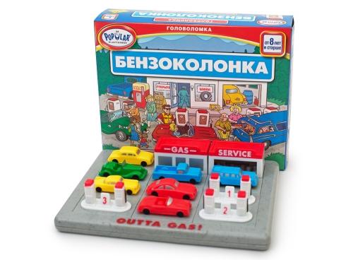 игра-головоломка Бензоколонка!