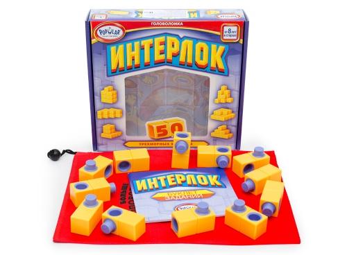 игра-головоломка Интерлок