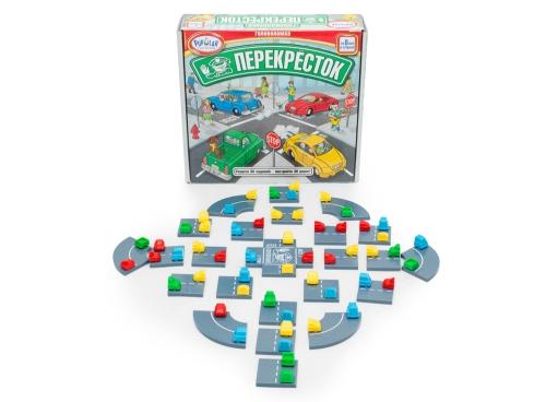 игра-головоломка Перекресток
