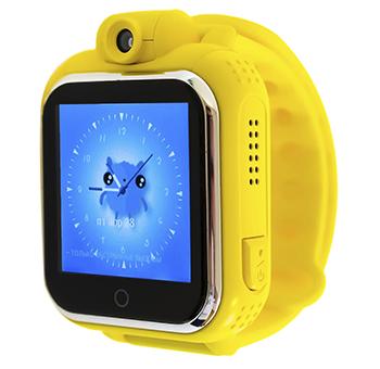 смарт часы G10 желтые