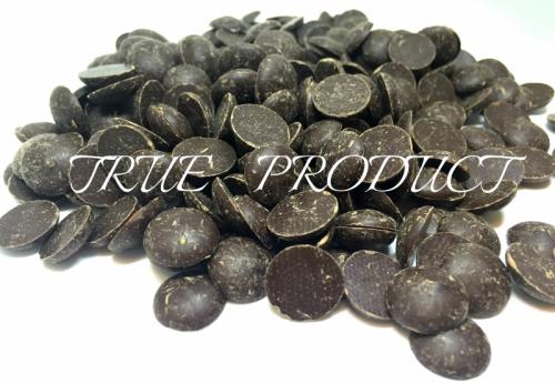 Темный 60% (38/40) шоколад в дисках Ariba т.м. Master Martini с высокой текучестью