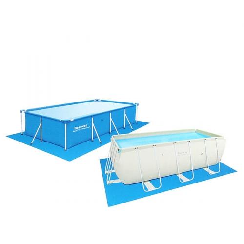 Ковер для каркасных прямоугольных бассейнов 290*211 см Bestway (58100) купить оптом и в розницу