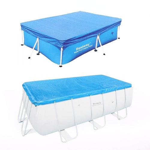 Чехол для прямоугольных каркасных бассейнов 304*205 см Bestway (58106) купить оптом и в розницу