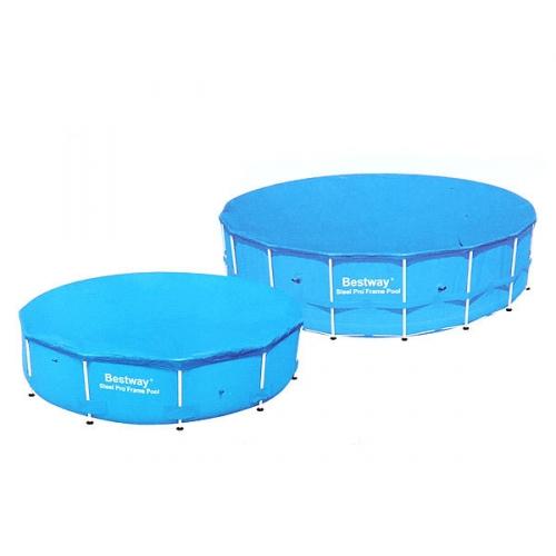 Чехол для круглых каркасных бассейнов 366 см Bestway (58037) купить оптом и в розницу