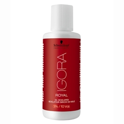 Schwarzkopf Igora Royal - Лосьон-окислитель на масляной основе 3%, 60 мл