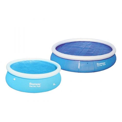 Чехол для надувных бассейнов 305 см с нагревающим эффектом Bestway (58061) купить оптом и в розницу