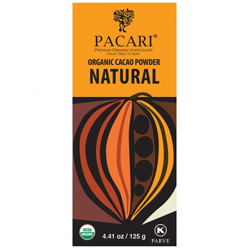 Горячий шоколад Pacari, 125 гр Эквадор